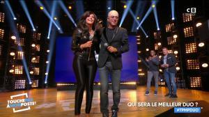 Kelly Vedovelli dans Touche pas à mon Poste - 19/09/18 - 06