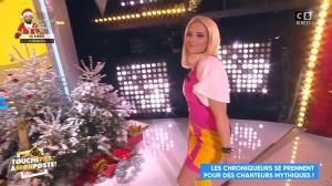 Kelly Vedovelli dans Touche pas à mon Poste - 19/12/18 - 02