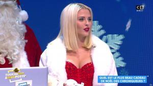 Kelly Vedovelli dans Touche pas à mon Poste - 20/12/18 - 01