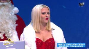 Kelly Vedovelli dans Touche pas à mon Poste - 20/12/18 - 02