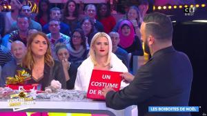 Kelly Vedovelli dans Touche pas à mon Poste - 20/12/18 - 10