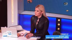 Kelly Vedovelli dans Touche pas à mon Poste - 21/01/19 - 10