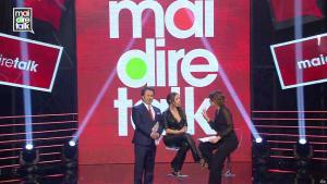 Malena dans Mai Dire Talk - 10/01/19 - 08