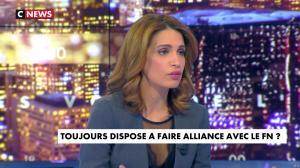 Sonia Mabrouk dans les Voix de l'Info - 13/03/18 - 07