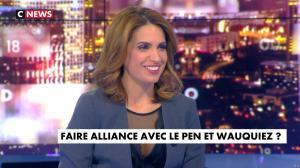 Sonia Mabrouk dans les Voix de l'Info - 13/03/18 - 10