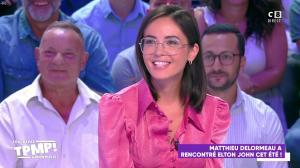Agathe Auproux dans Touche pas à mon Poste - 02/09/19 - 09