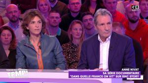 Anne Nivat dans Touche pas à mon Poste - 27/01/20 - 02