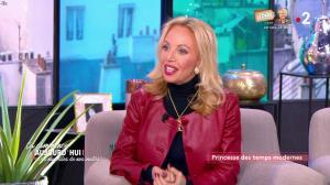 Camilla de Bourbon dans Ça Commence Aujourd'hui, Des Nouvelles... - 14/01/20 - 11