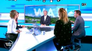 Caroline Delage et Caroline Ithurbide dans William à Midi - 01/10/19 - 02