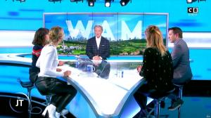 Caroline Delage et Caroline Ithurbide dans William à Midi - 01/10/19 - 03