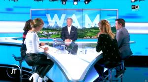 Caroline Delage et Caroline Ithurbide dans William à Midi - 01/10/19 - 05