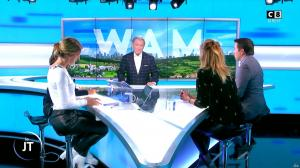 Caroline Delage et Caroline Ithurbide dans William à Midi - 01/10/19 - 06