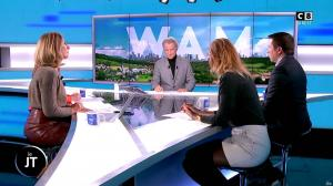 Caroline Delage et Caroline Ithurbide dans William à Midi - 07/01/20 - 06