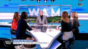 Caroline Delage, Caroline Munoz, Caroline Ithurbide et Raphaële Marchal dans William à Midi - 07/01/20 - 32