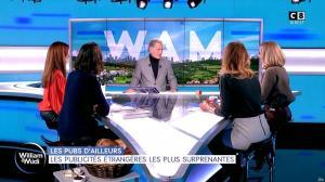 Caroline Delage, Caroline Munoz, Caroline Ithurbide et Raphaële Marchal dans William à Midi - 07/01/20 - 37