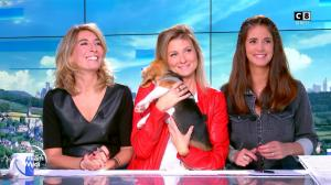Caroline Delage, Caroline Munoz et Sandrine Arcizet dans William à Midi - 18/10/19 - 02