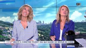 Caroline Delage et Sandrine Arcizet dans William à Midi - 06/09/19 - 18