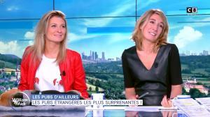 Caroline Delage et Sandrine Arcizet dans William à Midi - 18/10/19 - 08