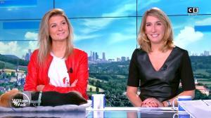 Caroline Delage et Sandrine Arcizet dans William à Midi - 18/10/19 - 10