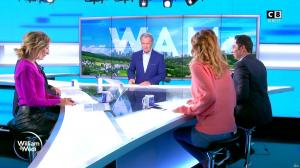 Caroline Delage dans William à Midi - 02/10/19 - 01