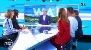 Caroline Delage dans William à Midi - 05/09/19 - 02