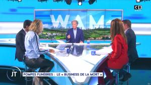 Caroline Delage dans William à Midi - 05/09/19 - 03