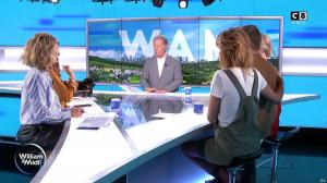Caroline Delage dans William à Midi - 06/09/19 - 02