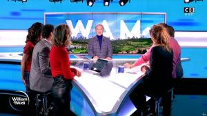 Caroline Delage dans William à Midi - 08/01/20 - 03