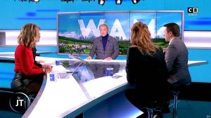 Caroline Delage dans William à Midi - 08/01/20 - 09