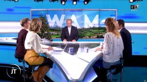 Caroline Delage dans William à Midi - 09/12/19 - 05