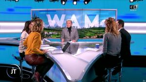 Caroline Delage dans William à Midi - 16/12/19 - 09