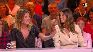 Caroline Ithurbide et Amélie Bitoun dans c'est Que de la Télé - 25/09/19 - 01