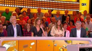 Caroline Ithurbide et Amélie Bitoun dans c'est Que de la Télé - 25/09/19 - 03