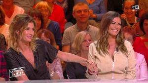 Caroline Ithurbide et Amélie Bitoun dans c'est Que de la Télé - 25/09/19 - 04