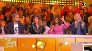 Caroline Ithurbide dans c'est Que de la Télé - 12/11/19 - 01