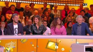 Caroline Ithurbide dans c'est Que de la Télé - 12/11/19 - 02