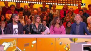 Caroline Ithurbide dans c'est Que de la Télé - 12/11/19 - 03