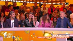 Caroline Ithurbide dans c'est Que de la Télé - 12/11/19 - 04