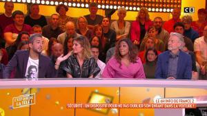Caroline Ithurbide dans c'est Que de la Télé - 12/11/19 - 05