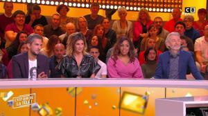Caroline Ithurbide dans c'est Que de la Télé - 12/11/19 - 06