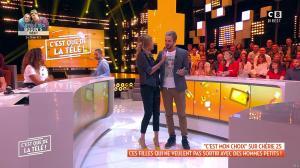 Caroline Ithurbide dans c'est Que de la Télé - 14/05/19 - 05
