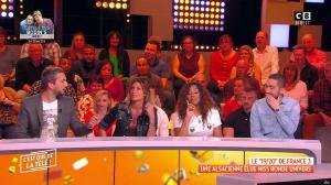 Caroline Ithurbide dans c'est Que de la Télé - 14/05/19 - 06
