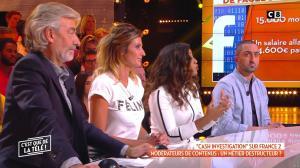 Caroline Ithurbide dans c'est Que de la Télé - 30/09/19 - 01