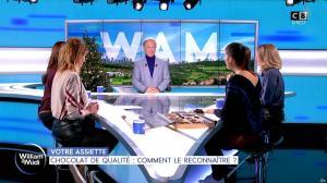 Caroline Ithurbide, Caroline Delage et Raphaële Marchal dans William à Midi - 10/12/19 - 14