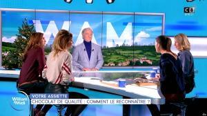 Caroline Ithurbide, Caroline Delage et Raphaële Marchal dans William à Midi - 10/12/19 - 15