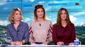Caroline Ithurbide et Caroline Delage dans William à Midi - 10/12/19 - 02