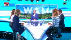 Caroline Ithurbide et Caroline Munoz dans William à Midi - 03/09/19 - 09