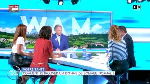 Caroline Ithurbide et Caroline Munoz dans William à Midi - 03/09/19 - 12