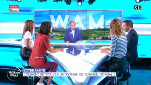Caroline Ithurbide et Caroline Munoz dans William à Midi - 03/09/19 - 13