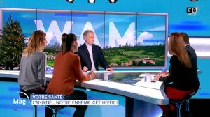 Caroline Ithurbide et Caroline Munoz dans William à Midi - 17/12/19 - 08